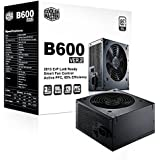 Cooler Master B600 ver 2 Alimentation PC 'Non-Modular, 80 Plus White, 600W' RS600-ACABB1-UK