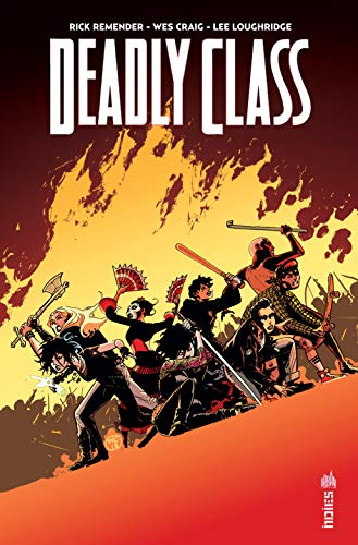 Deadly Class, Tome 7