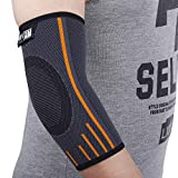 Privfit Elbow Support Brace for Joint, Reversible Neoprene Support For Arthritis Pain Relief