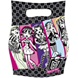 Monster High R552251 - Lote de 6 bolsas para fiestas
