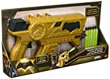 DC Toy - Batman vs Superman Deluxe Kryptonite Strike Blaster with Darts - Boomco Dart Gun