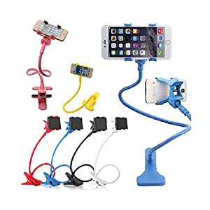 SellnShip Universal Flexible Arm Phone Holder Stand (Colour May Vary)