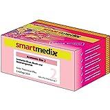 SmartMedix Lernkarten Anatomie Box 2: Brust-, Bauch- und Beckeneingeweide