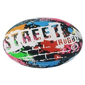 Optimum Street Rugby Ball - Black from Optimum