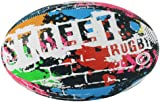 Optimum Street Rugby Ball - Black