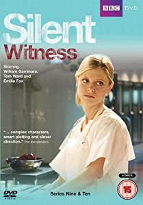 Silent Witness - Series 9-10 [DVD]