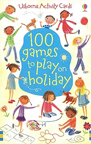 100 Games to Play on a Holiday (Activity and Puzzle Cards)