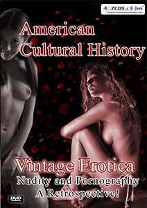 American Cultural History - Vintage Erotica [2007] [DVD]