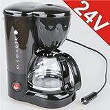LKW Kaffeemaschine 24V 250W 6Tassen Kaffeeautomat
