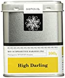 Samova High Darling - Bio-Darjeeling 100g, 1er Pack (1 x 100 g)