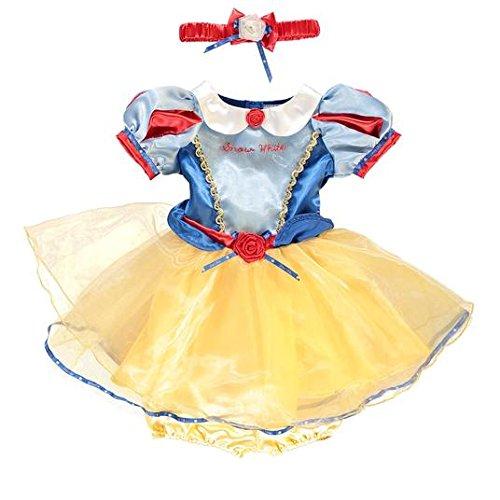 Disney Baby - Princess - Schneewittchen 18-24 Monate (Schneewittchen Disney Princess Kostüm)