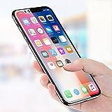 iPhone X Panzerglas, KOROSTRO Schutzfolie iPhone X Panzerglasfolie 3D Touch Kompatibel iPhone X...
