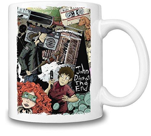 John dies at the end Mug Cup