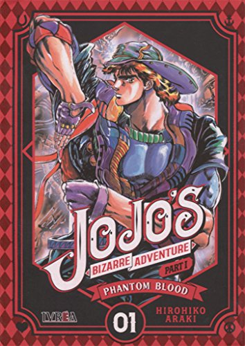 Jojo's Bizarre Adventure Parte 1: Phantom Blood 1