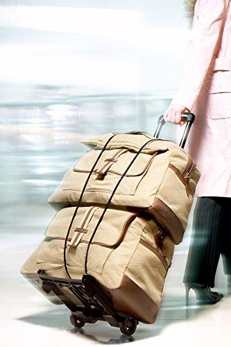 Trolley robusto di alta qualità, leggero, pieghevole, da viaggio – Portata: fino a 35 kg