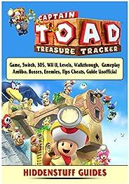Captain Toad Treasure Tracker Game, Switch, 3ds, Wii U, Levels, Walkthrough, Gameplay, Amiibo, Bosses, Enemies
