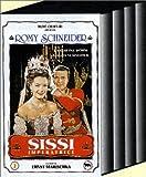 Coffret Sissi : Sissi / Sissi impératrice / Sissi face à son destin / Les jeunes années d'une reine [VHS]