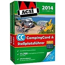 ACSI CampingCard en Camperplaatsen 2014