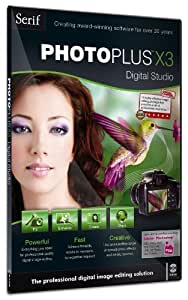 PhotoPlus X3 Digital Studio (PC CD)