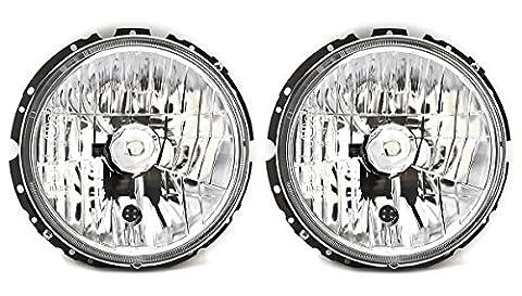 AD Tuning GmbH & Co. KG 960039 Scheinwerfer Set, Klarglas