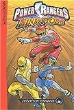 Power Ranger, tome 3 : Opération Tonnerre