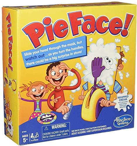 Pie Face Game *Official* Version Anglaise