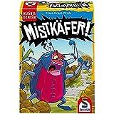 """Schmidt Spiele 49333 - Familienspiel """"Mistkäfer"""""""