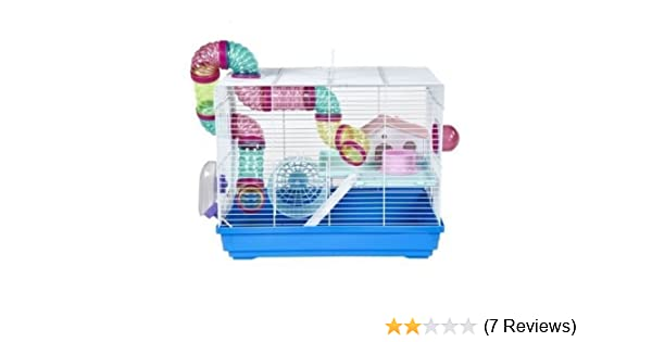 Hamster Cage Garfield Fun House Hamsters Amazon Co Uk Pet Supplies