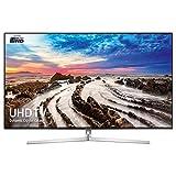 Samsung UE49MU8000TXXU 49-Inch Ultra HD 4K HDR Slim Smart TV - Silver