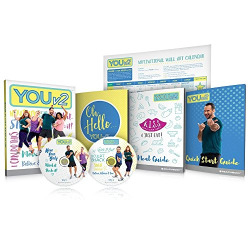 Beachbody youv2 Original-DVD und [DVD]