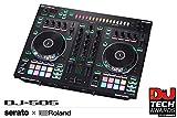 Roland DJ-505 DJ Controller