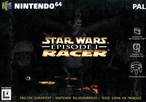 Star Wars Episode I - Racer