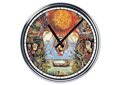 Reloj de Partete de acero Frida KALHO Mose