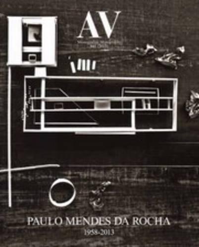 Av 161 - Paolo Mendes Da Rocha 1958-2013