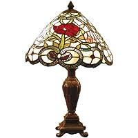 'Lampada da tavolo, lampada da tavolo, lampada in stile Tiffany