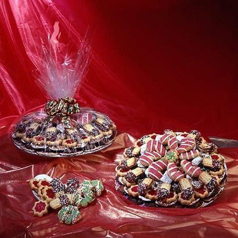 3 lb Gourmet Christmas Cookies Platter - by Best Cookies by Best Cookies