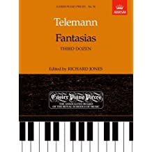 Fantasias (Third Dozen): Easier Piano Pieces 56 (Easier Piano Pieces (ABRSM))