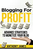 Blogging for Profit: Advanced Strategies to Monetize Your Blog (English Edition)