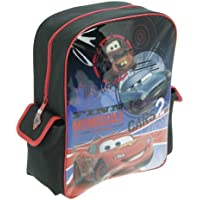 Trade Mark Collections Disney Cars 2 Backpack with Side Pockets