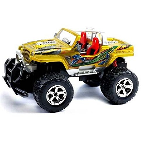 JEEP-CABRIO-BIG-0112-RC-MONSTER-TRUCK-REMOTE-CONTROL-40CM-Battery-included