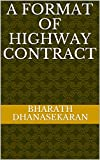 A Format of Highway Contract
