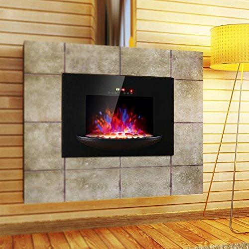 homcom-camino-elettrico-a-parete-potenza-900w-1800w-con-timer-in-ferro-e-vetro-temperato-66-52-135cm