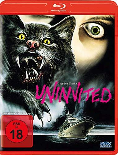 Uninvited [Blu-ray]