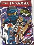 bekannt LEGO ® Ninjago - Limited Edition - Jay Minifigur mit Katana und Kettenwaffe 891615