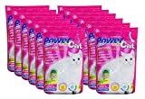 12 x 5 l = 60 L Power Cat Magic Silikat Katzenstreu Powercat