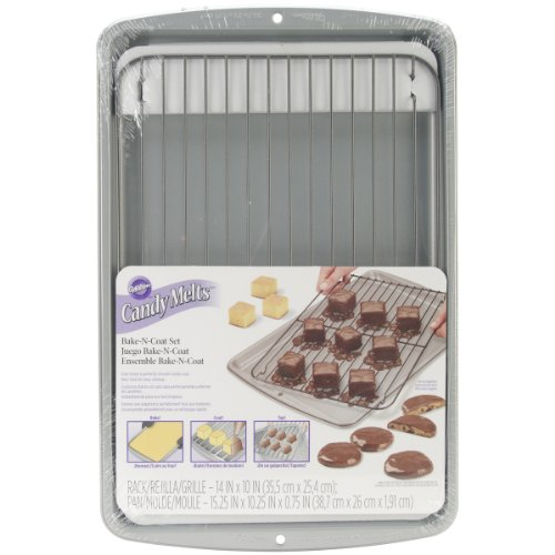 Wilton Bake-n-Coat Set Bakware Set