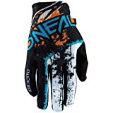 O'Neal Matrix Impact Multi Handschuhe Mountainbike Fahrrad Cross MTB DH FR Enduro Downhill Freeride, 0391, Farbe Schwarz Orange, Größe L