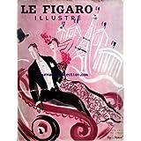 FIGARO ILLUSTRE (LE) du 01/06/1937 - LES PERLES DE L'ORIENT FRANCAIS PAR G. FOUQUET - LA DUCHESSE DE WINDSOR ET 2 ROBES A DANSER - CATELAN - ANDRE OSTIER - LE SKI NAUTIQUE PAR G. FAUROIT - ALBERT SAGE - L'ART FRANCAIS PAR PAUL HERMANT - L'EXPOSITION D'ART CHINOIS PAR HERMANT - DITH CAILHO