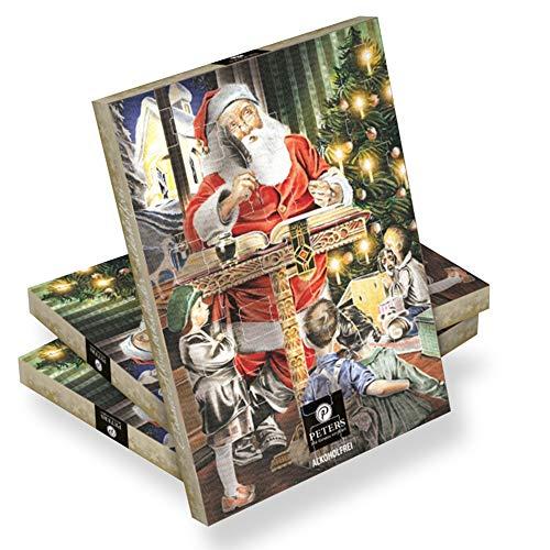 Peters - Adventskalender \'Weihnachtsmann\' - 300g