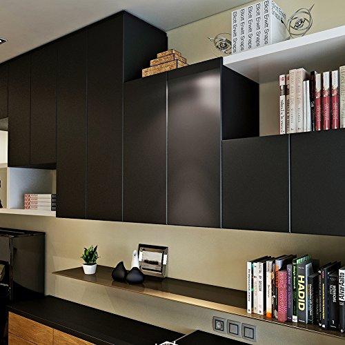 HANMERO reg; Sólido color papel pintado autoadhesivo para muebles vinilos pegatinas de...